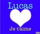 Lucas je t'aime