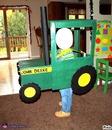 Tractor, john deere, toy, funny,