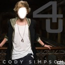 Cody Simpson visage par:Mihanta Marcel Willy