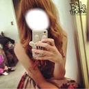Bella Thorne visage