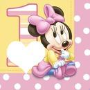 Minnie 1 an