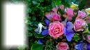 Feliz Cumple floral