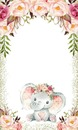 elefanta bebe