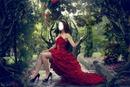 Ezia rouge et noir