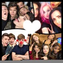 one direction , little mix , union j and fifth harmony