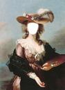 Portrait femme renaissance