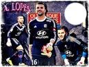 foot Lyon Anthony Lopes officiel
