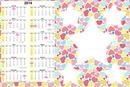 calendario 2014 stars