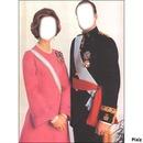 Roi et reine d'espagne