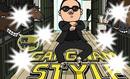 psy gangan style