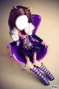 Clawdeen Wolf monster high
