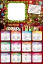 renewilly calendario happy 2020