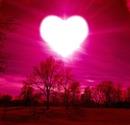 coeur a l'horizon