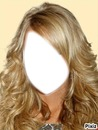 Tête de blonde