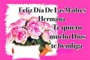 Dia De Las Madres Hermana