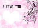 je t'aime........