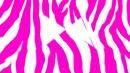 Fond zebre rose et votre photo dans un noeud papillon :)