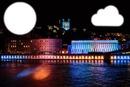 nuit Lyon fêtes des Lumières