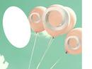 bolas de aniversário