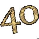 symbole de 40 ans