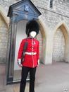 Garde en Angleterre