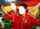 David Villa Fernando Torres