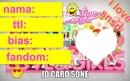 id card snsd versi me 2