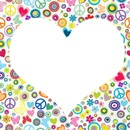 Montaje de corazón