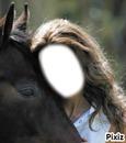 il n'y a rien de plus beau que l'amour entre un cheval et une cavalière