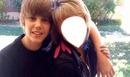 Toi et Justin bieber