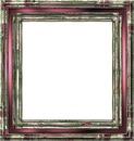 cadre vieux rose