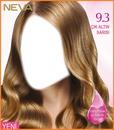 Açık Altın Sarısı Saç