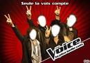 the voice 4 personnes