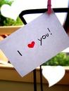 I ♥ you!
