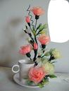 flor y taza
