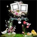 Ma créa Joyeuses Pâques