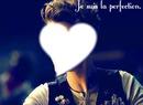 Cadre 'Perfection' A la base, c'est Justin Bieber