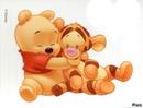 Tigrou et Winnie