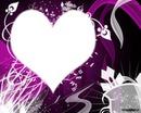 Coração apaixonado