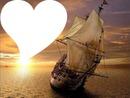 le voilier et les amoureux
