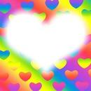 Heart colorfull