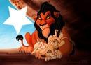 Lion king Scar,Nala and Simba