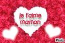 Je t'aime MAMAN