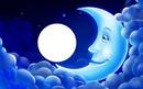 Луна в Небето