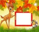Podzim, Bambi