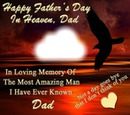 happy father,s day in heaven