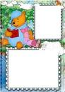 winnie l'ourson bébé