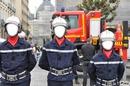 les 3 pompiers