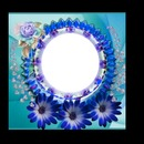 Mari19 Circulo con flores