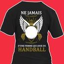 hand ball féminin